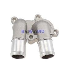 Алюминиевая крышка корпуса термостата для hyundai Accent 25611-26100 2561126100