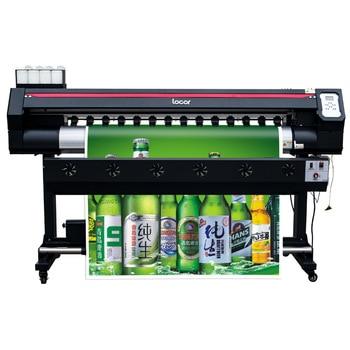high resolution maintop software 1.6m sublimation printer xp600 print head CMYK printer one year warranty