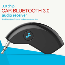 Car music player, Bluetooth 3.0 Receiver AUX car audio receiver with wireless hands-free calls