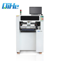 QM41 QIHE Full Automatic Electronic Products Machinery LED Assembly Line Pick And Place Machine Chip Mounter