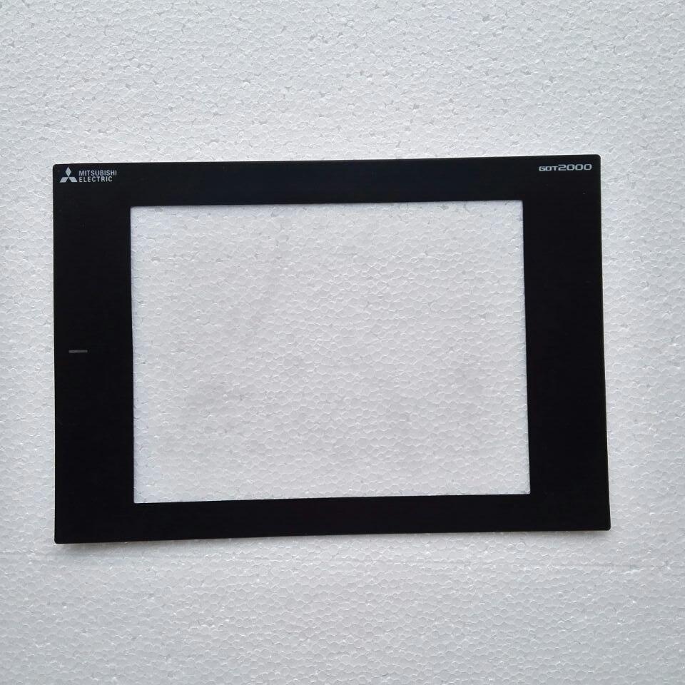 GT2310 VTBA GT2310 VTBD Membrane Film for Misubishi HMI Panel repair do it yourself New Have