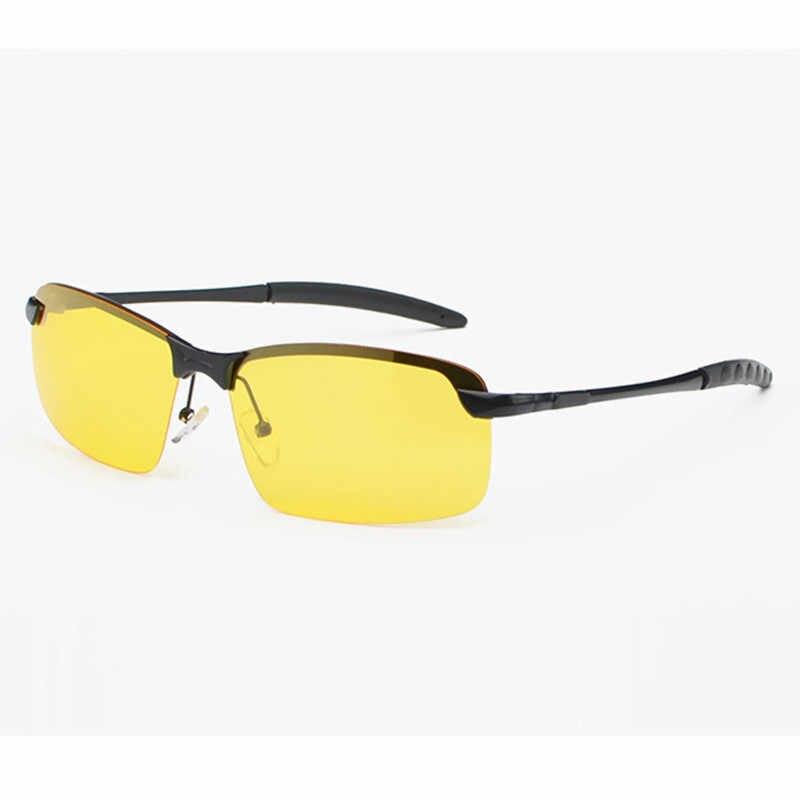 9f53ed07cdcd ... HD Night Vision Polarized Driving Goggles , Anti-Glare Men Women  Driving Glasses ,UV400 ...