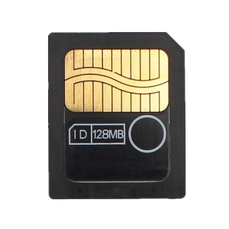 Подлинный! Карта памяти 3,3 В 128 МБ Φ SM 128M Smart Media Card 3V