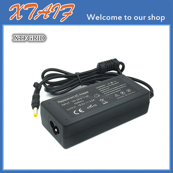 AC Power Adapter Charger 18.5V 3.5A 65W for HP Compaq NX7220 NX8000 6720S 6820S G3000 G5000 G6000 G7000 500 510 530 540 541 550 image