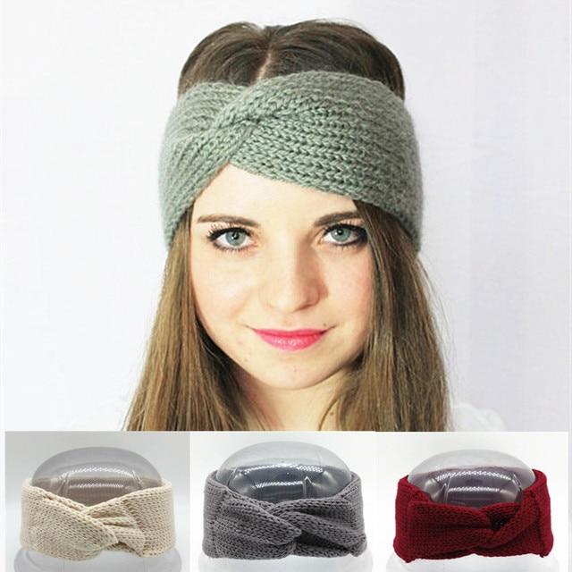 aliexpress buy crochet turban headband winter ear warmer