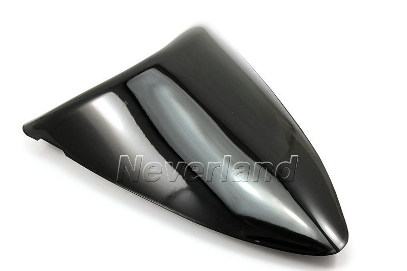 New Arrival Black Motorcycle Rear Seat Cover Cowl For Kawasaki Ninja ZX6R 636 ZX 6R 2007 2008 07 08 #90C20 Wholesale new arrival black motorcycle rear seat cover cowl for kawasaki ninja zx6r 636 zx 6r 2007 2008 07 08 90c20 wholesale