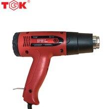 Здесь можно купить  (1 Piece/lot) EU Plug Powerful Tools 1600 W Heat Gun Simple and practical operation hot air gun For plastic hot gun soldering