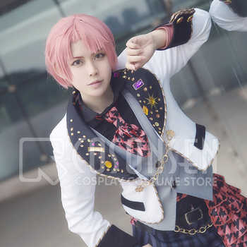 Anime IDOLiSH7 OP WiSH VOYAGE Mitsuki Izumi Uniform Fancy Dress Cosplay Costume All Sizes - DISCOUNT ITEM  0% OFF All Category