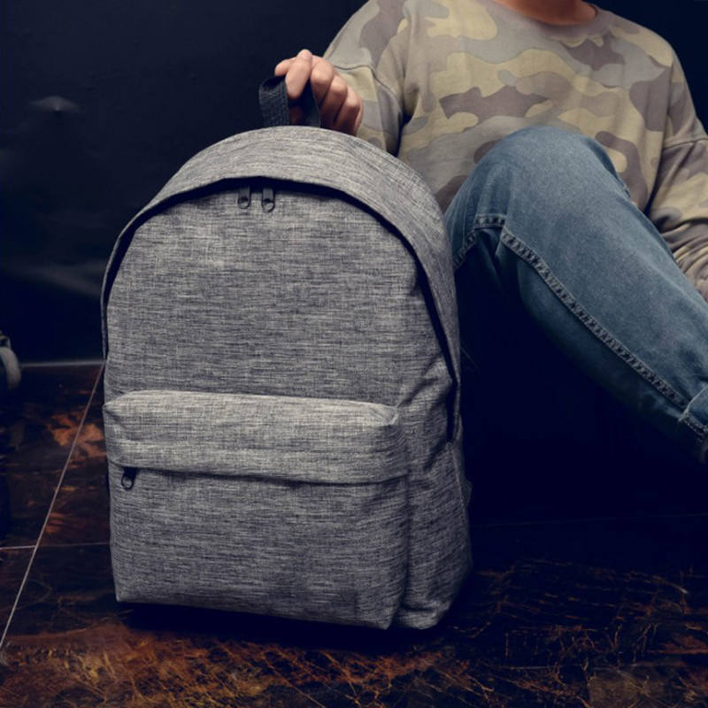2019 The New casual Canvas Backpack Male High Quality School Bag Laptop Backpack collegecasual men bag Female Travel  Bagpack2019 The New casual Canvas Backpack Male High Quality School Bag Laptop Backpack collegecasual men bag Female Travel  Bagpack