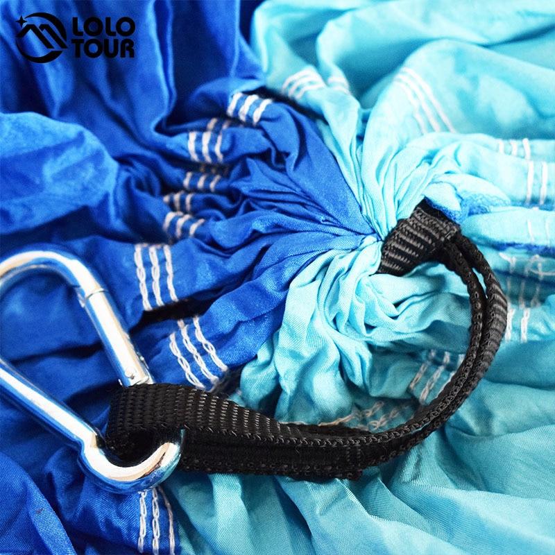 Portable Mosquito Net Hammock Tent 4