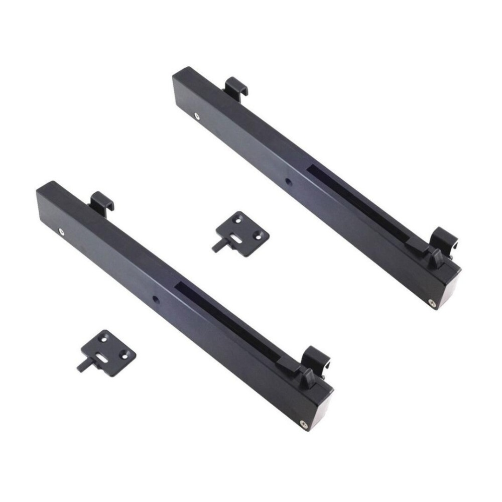 Easy Install Antique 2PCS Soft Close Mechanism Buffer Damper system for Sliding Barn Door Hardware Track soft close mechanism furniture remission accessory for sliding barn wood door hardware
