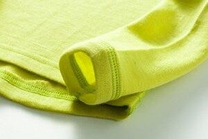 Image 3 - Комплект детского термобелья из 100% мериносовой шерсти, для мальчиков и девочек от 1,5 до 14 лет