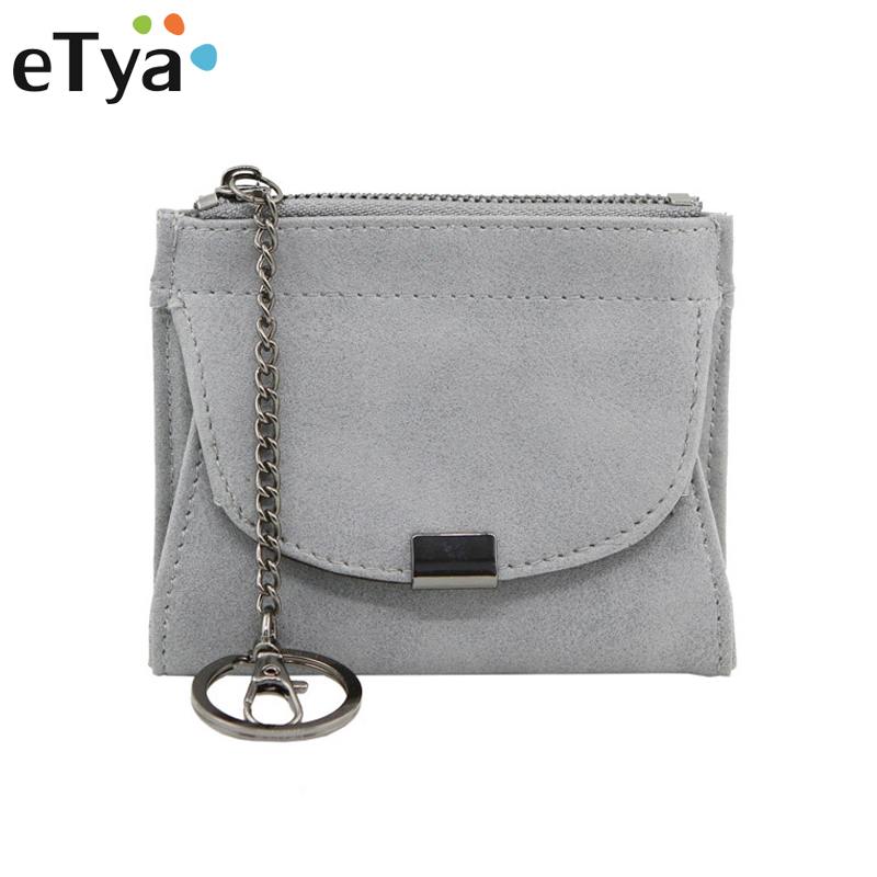 Pu Leather Coin Purse Women Small Wallet Money Bags Children's Pocket Female Fashion Wallets Key Holder Mini Zipper Pouch