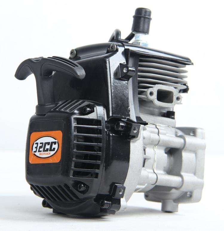 Rovan R320 Engine 32CC (WALBRO WT997 With NGK spark plug) for 1/5 Baja 5b 5t 5sc LT LOSI HPI MCD aluminum 4 hole 29cc engine walbro 668 with ngk spark plug for 1 5 rovan baja 5b 5t