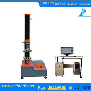 Universal Test Equipment, Textile Tensile Strength Test Machine