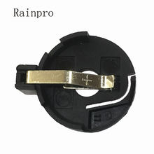 Rainpro 10 TEILE/LOS CR2032 CR2025 BS 3 batterie halter 2032 Taste Zelle Halter Sockel Fall