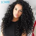 180density Brazilian Full Lace Human Hair Wigs Long Curly Lace Front Human Hair Wigs Glueless Full Lace Wigs For Black Women