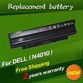 Jigu 9 celdas de batería portátil para dell inspiron 13r 15r 17R N7010 N3010 N4010 M501 M501R N5010 N5110 N4110 N7110 N4050