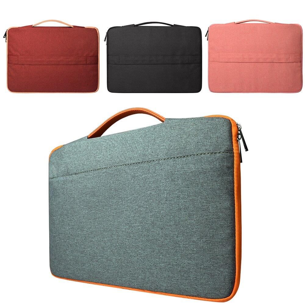 Fashion 11.6 12.5 13.3 14.1 15.4 Inch Laptop Shoulder Bag, Laptop Sleeve Case for 13.3 Inch MacBook Air,MacBook Pro waterproof