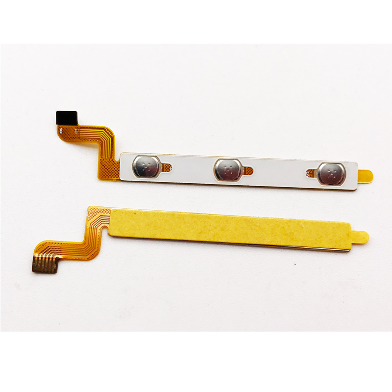 New For <font><b>Blackview</b></font> <font><b>BV6000</b></font> BV6000S Side Key Power On Off Volume Switch Button Flex Cable Repair <font><b>Parts</b></font> image