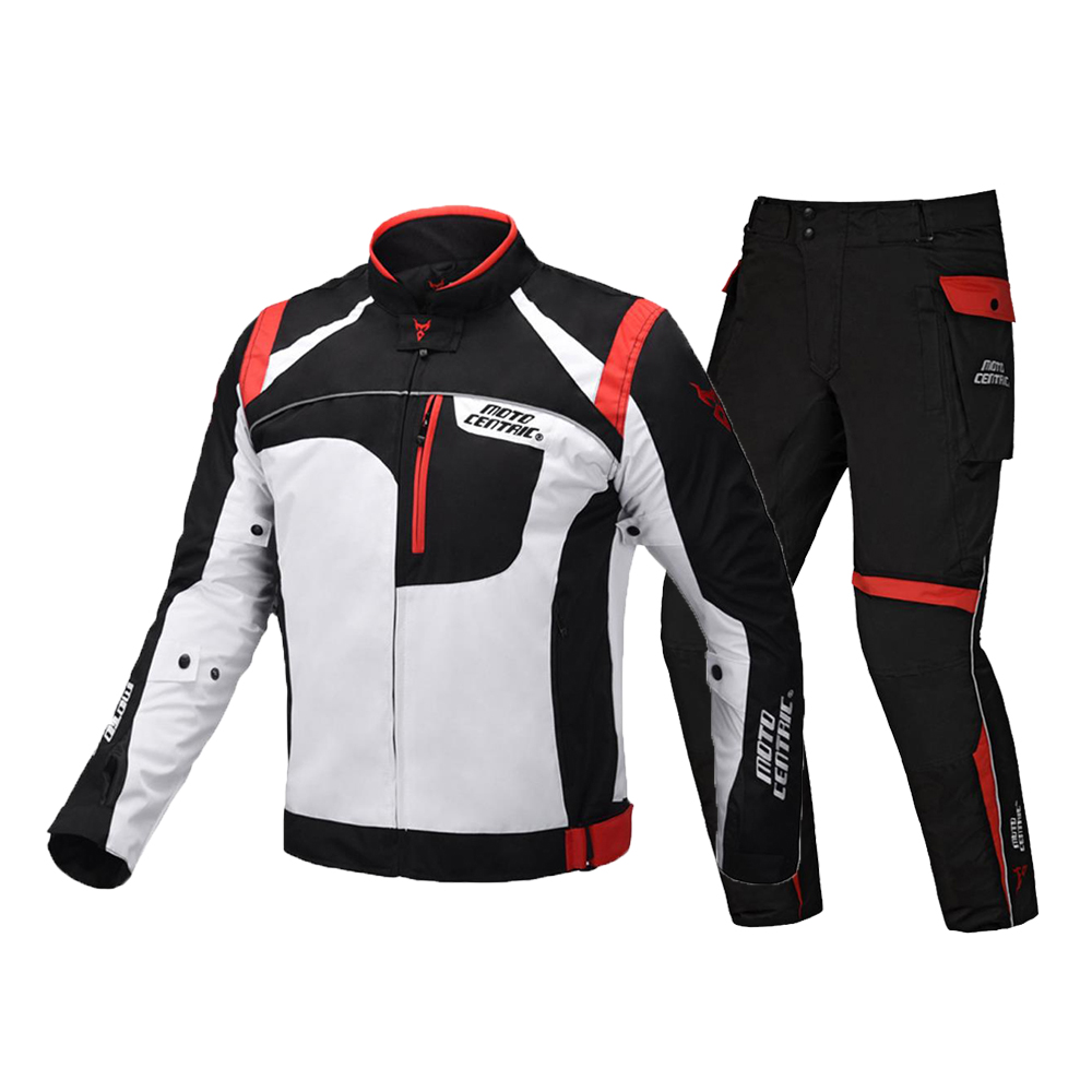 Veste de Moto motocentrique veste de Moto étanche + pantalon de Moto