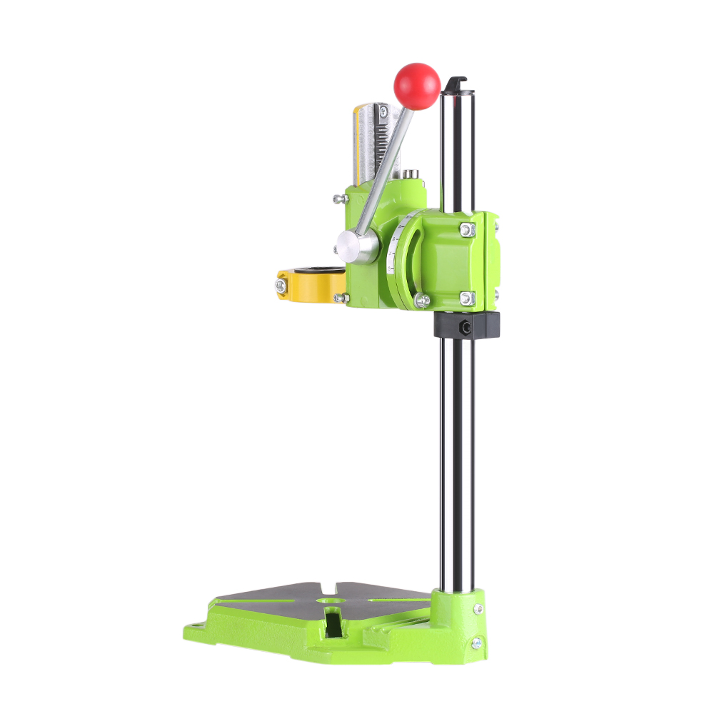 Drill Workbench Electric Drill Press Stand Table Rotary Tool Workstation Repair Clamp Work Station 90 Degree Rotating Fixed FramDrill Workbench Electric Drill Press Stand Table Rotary Tool Workstation Repair Clamp Work Station 90 Degree Rotating Fixed Fram
