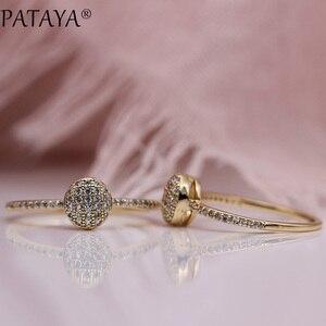 PATAYA New Women Luxury Rings