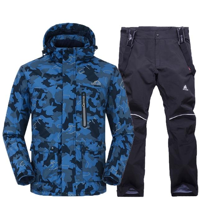 Et Pantalon De Veste Ski Homme 3RjL54A
