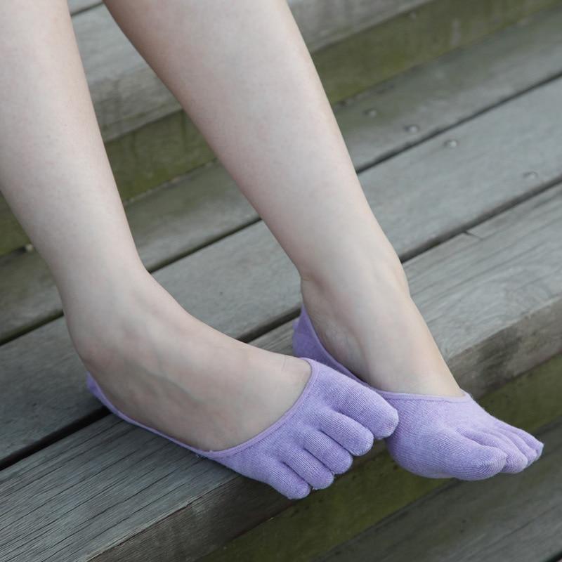 cb921df2ca Offers Woman Injinji Socks Traces Hipster Five Toe Fingers Compression  Liner Tabi Socks Lolfer Fluffy Happy Pure Hue Streetwear-in Sock Slippers  from ...