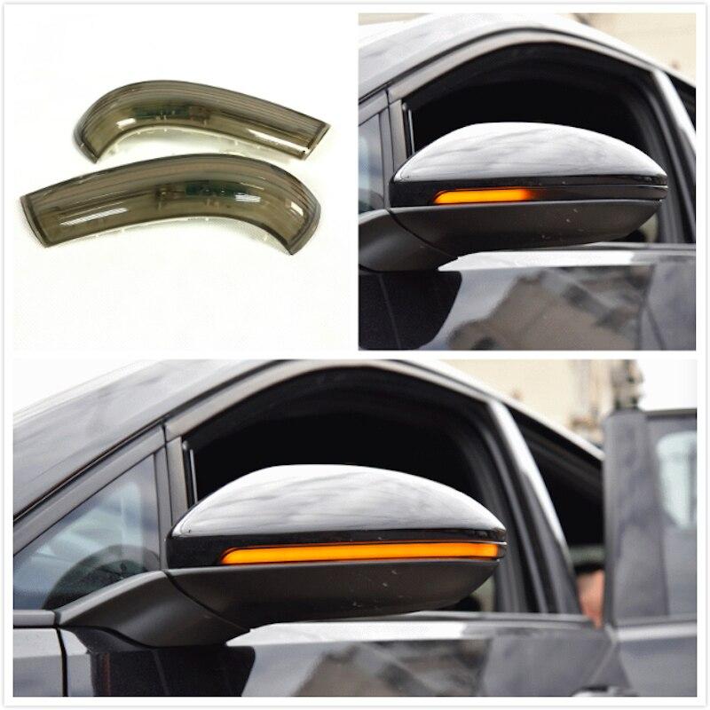 US $44 77 55% OFF|Water Blink Dynamic Flowing Side Mirror LED Turn Signal  Light For VW Passat B5 5 B6 R36 R32 Jetta MK5 Golf 5 GTI Sharan SuperB-in