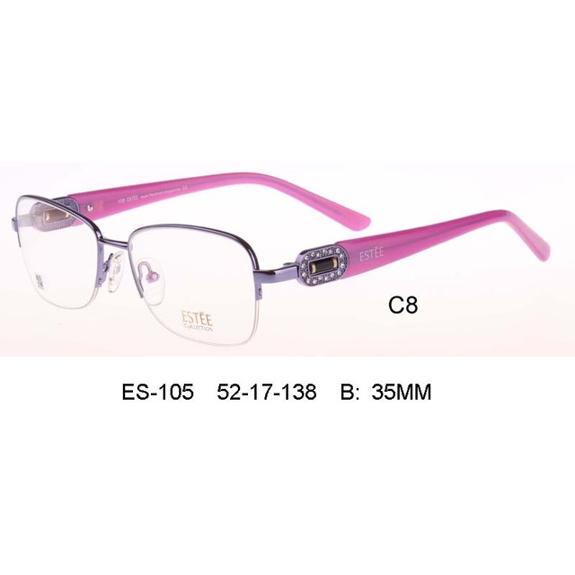 Gafas graduadas mujer oculos masculino gafas de moda los hombres ...