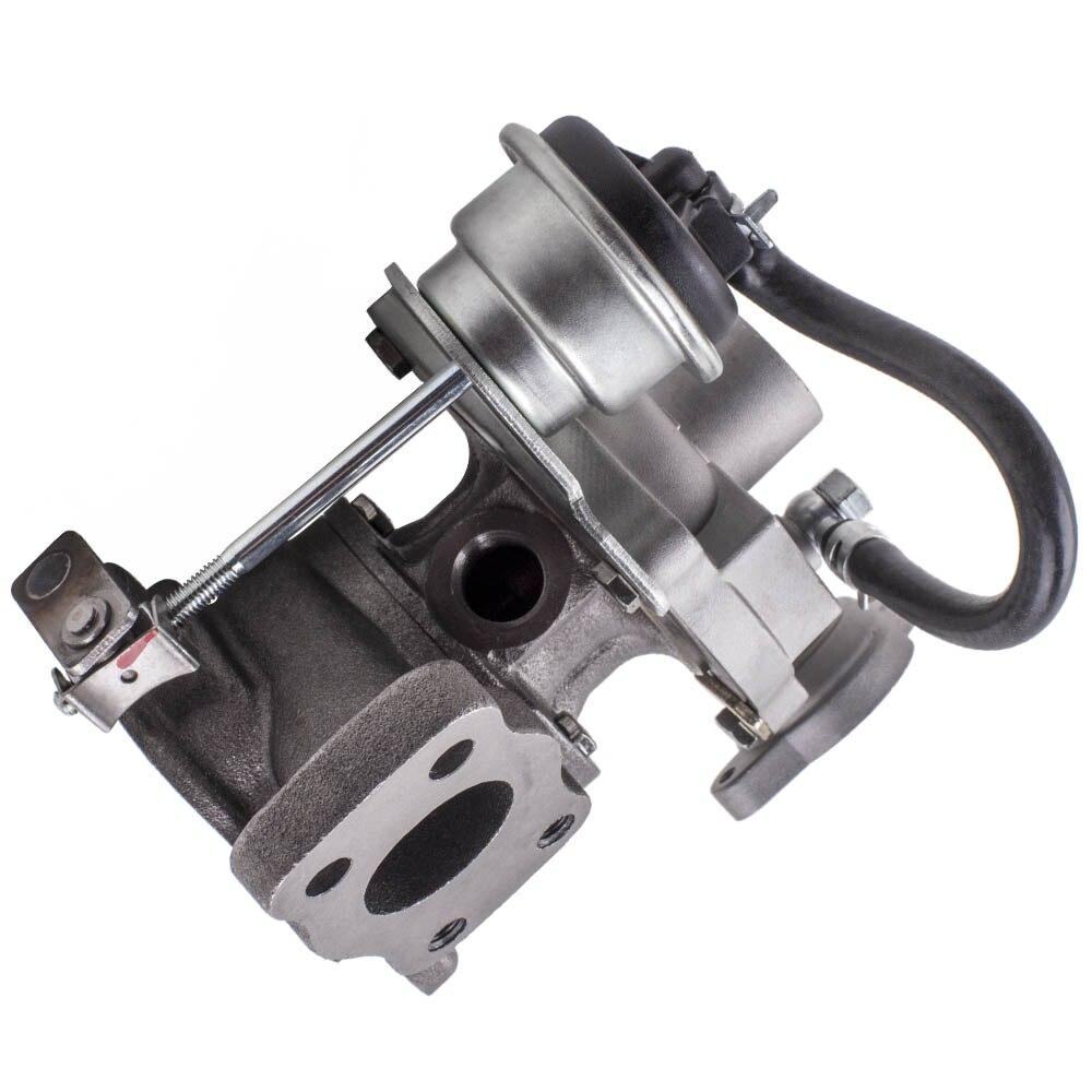 turbina kp35 turbocompressor para ford peugeot 206 04