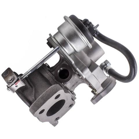 turbina kp35 turbocompressor para ford peugeot 206
