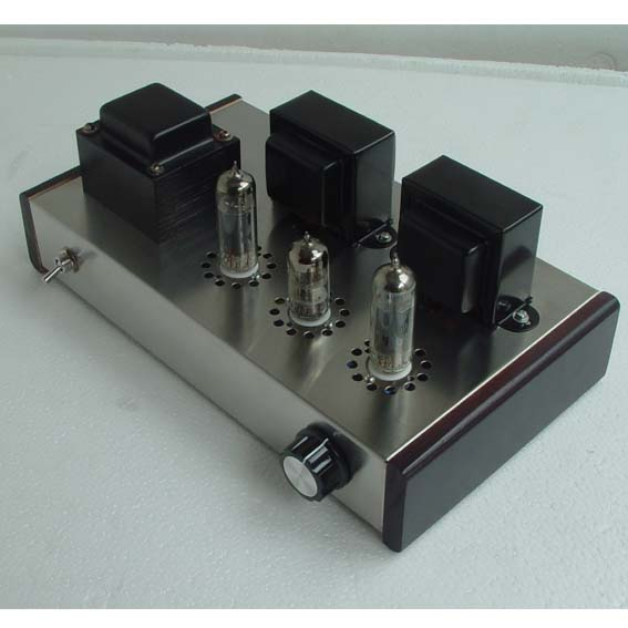 JBH 6n2 6p1 tube amplifier HIFI EXQUIS Class A single-ended lamp amp finished product with below plate finished 6n2 fu32 vacuum tube amplifier single ended tube power amp 110v or 220v version available