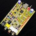 DSD1796 + MAX441 XMOS U8 плата декодера коаксиальный/а DSD64, DSD128, музыкальный формат PCM поддерживает до 384 К DSD256, поддержка OTG