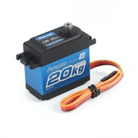 LW 20MG 65g 6.6V Digital Metal Gear Servo Waterproof 20kg Servo for RC 1/10 1/8 Off road Car Buggy Truck