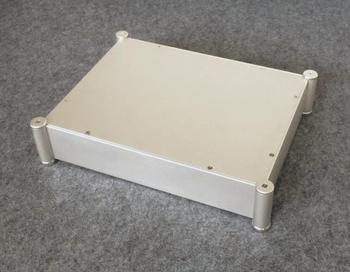 Шасси BZ4308D может использоваться как ламповый усилитель/ЦАП/усилитель корпуса