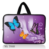 Butterfly 15 Inch 15 4 15 5 15 6 Laptop Bag Sleeve Case Pouch Cover Soft