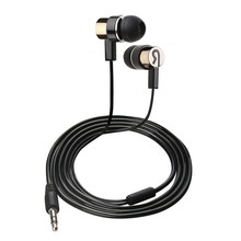 3.5mm In-ear earphone for phone earbuds bass professional noise cancelling headset for iphone samsung xiaomi earphone original