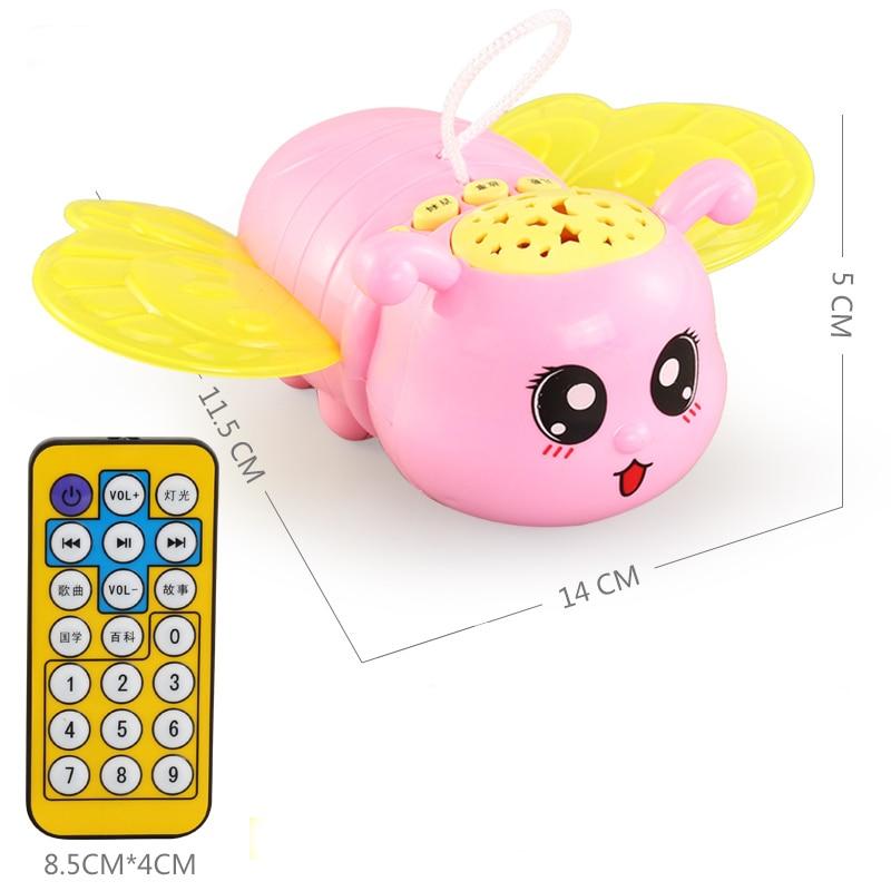 Էլեկտրական փոքրիկ մեղուների - Խաղալիքներ նորածինների համար - Լուսանկար 5