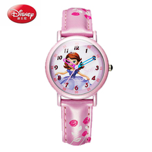 Disney cartoon watch women watches kids quartz wristwatch child clock girl gift relogio infantil reloj ninos montre enfant