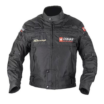 DUHAN Men's Motorcycle Protective Jackets Oxford Racing Protective Clothing Dirt Bike Riding Motocross jacket Jersey D020