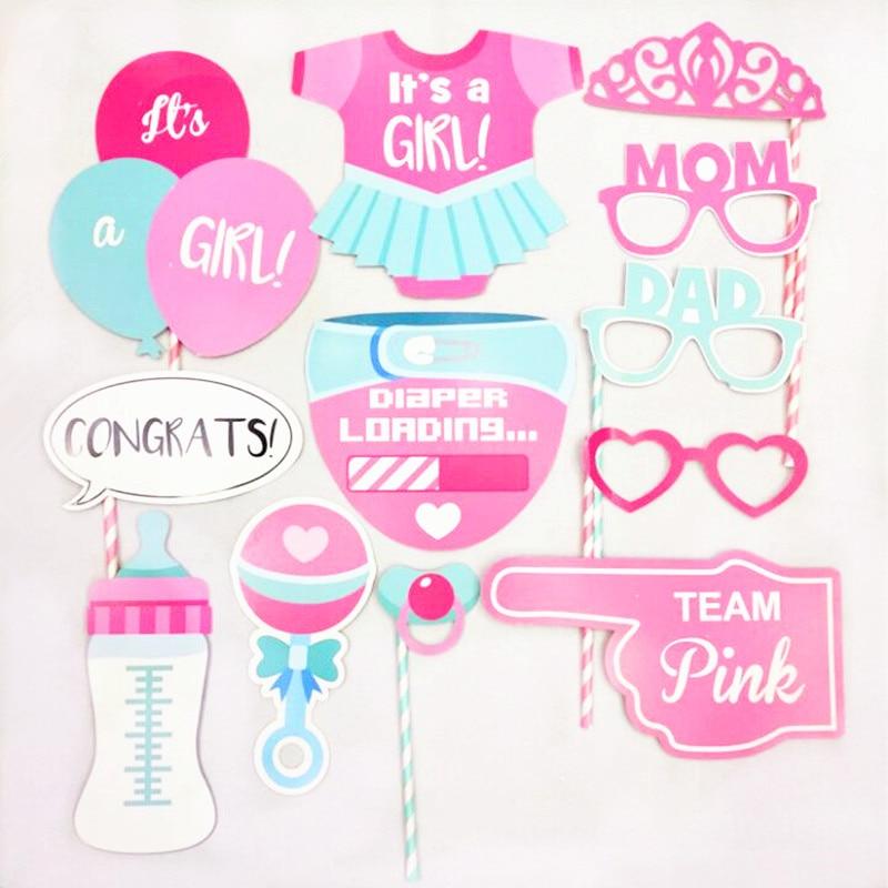Birthday Photography Tips And Tricks: 20pcs Baby Photo Props Newborn Happy Birthday Wholesale