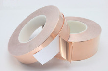 цена на 5pcs 30M Single Side Conductive Copper Foil Tape Strip Adhesive EMI Shielding Heat Resist Tape 5mm 6mm 8mm 10mm 15mm 20mm 30mm