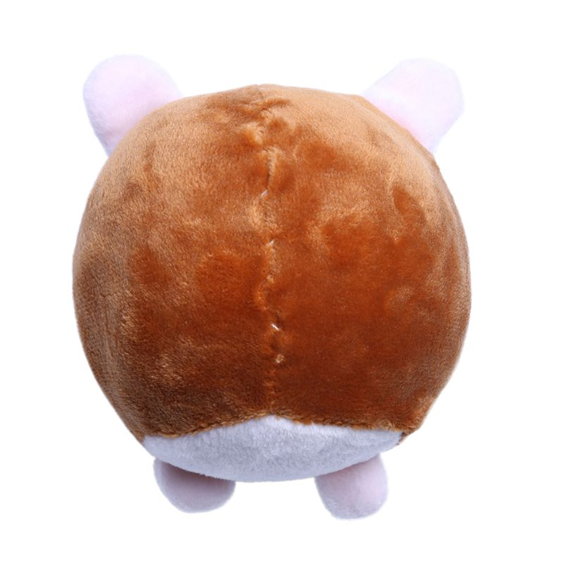Welding Helmets Provided Decompression Squeeze Toy Plush Cartoon Hedgehog Ball Slow Rebound Stress Relief Baby Toy
