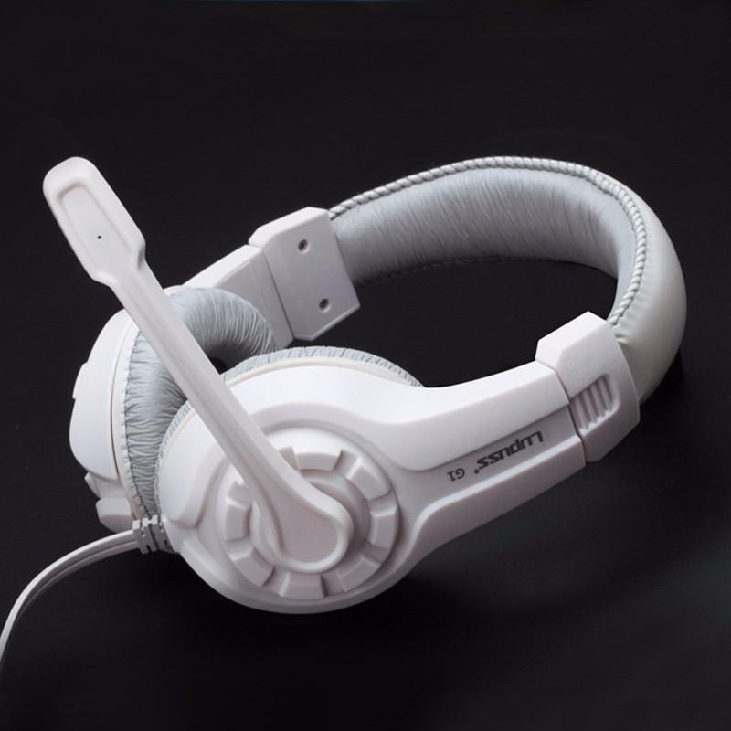 G1 Headphones Headset Auriculares (3)