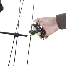 Высокое качество Охота стрелка релиз для стрельбы из лука лук 1 шт. выпуска помощи