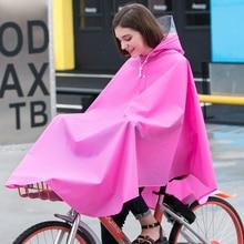 Rain Poncho Bicycle Capes Women Feminino Men Portable Travel Kids Raincoat  Hooded Womens Long Coat XX7