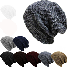 1pcsBrand Bonnet Beanies Knitted Winter Hat Caps Skullies Winter Hats For Women Men Beanie Cap Beanies Cap Gorro Invierno Hombre
