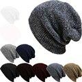 Marca capô gorros de malha chapéu do inverno Caps Skullies chapéus de inverno para mulheres homens Beanie de esqui ao ar livre Cap esportes gorros Cap